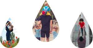 La fête des pères by Halppy kids